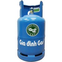 Gas Gia Đình Màu Xanh Shell 12kg
