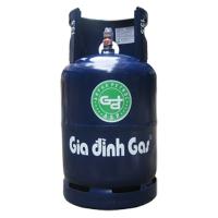 Gas Gia Đình Màu Xanh VT 12kg | Gas Gia Đình